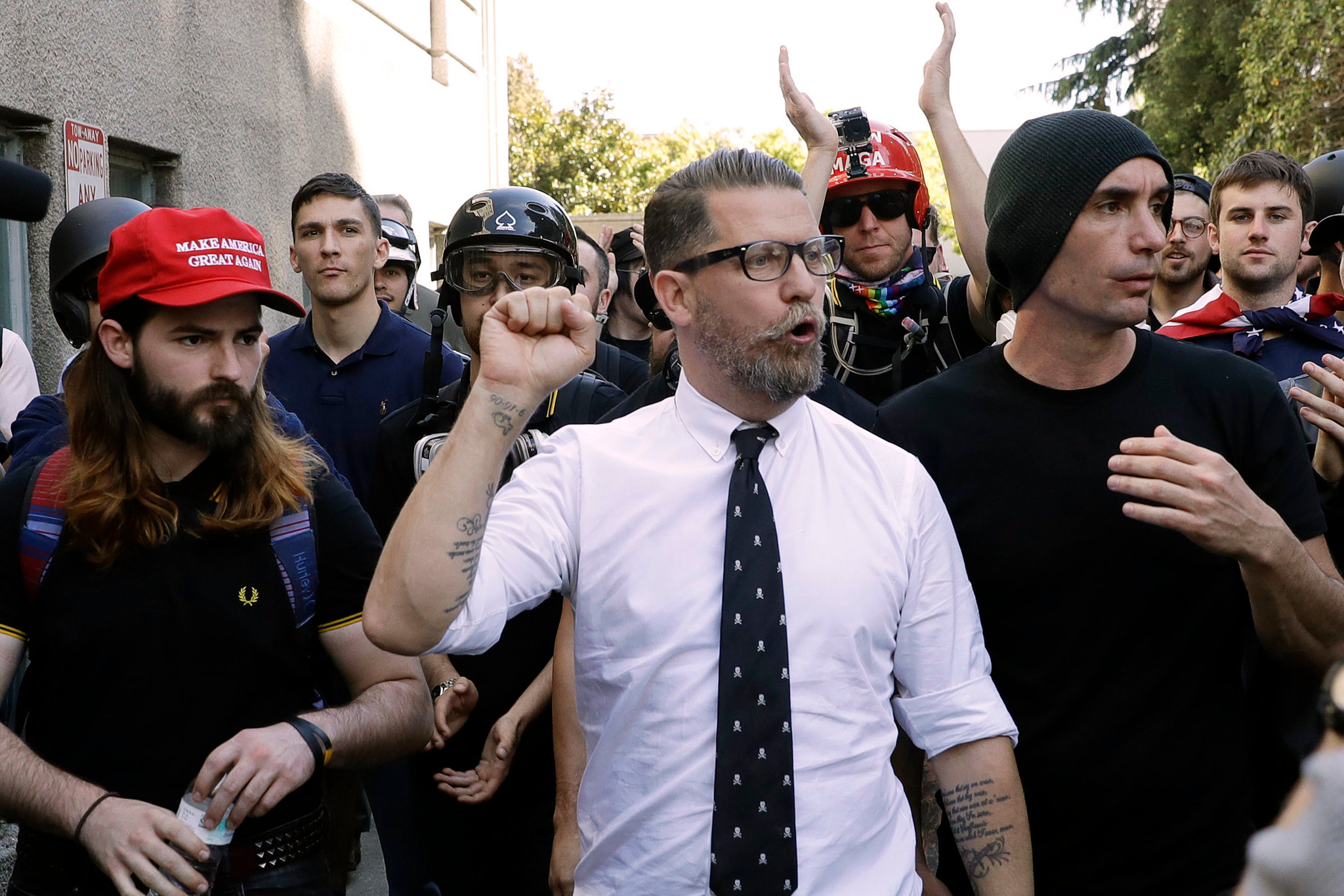 Who are 'Proud Boys'? Why are they called 'terrorists' and not 'Antifa'?
