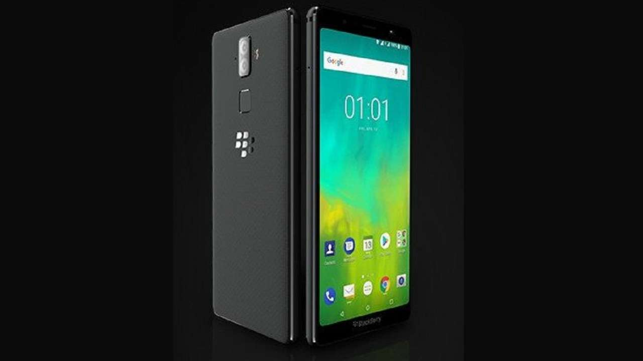 BlackBerry 5G Smartphone Releasing Soon with its classic Qwerty Style 2021,Get the First Look
