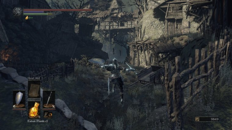 How to Dash in Dark Soul 3?