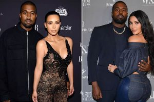 Kim Kardashian files Divorce from Kanye West