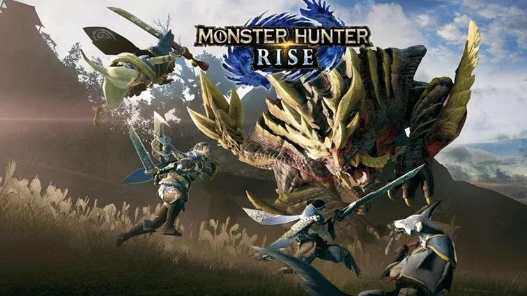 MONSTER HUNTER RISE Top Trending Games | EDF