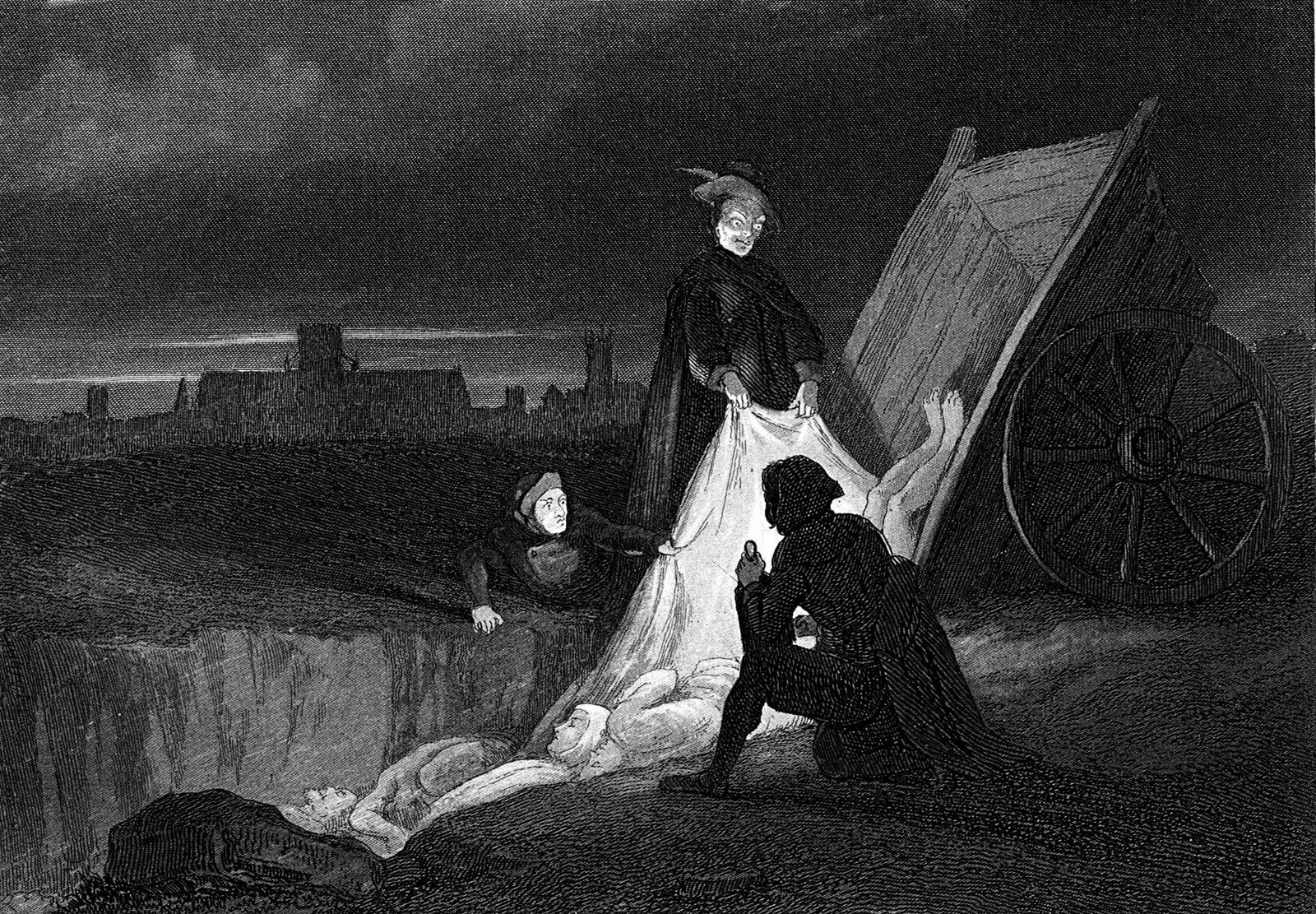 Plague Victims| EDF