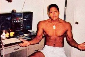 The story of Dwayne Johnson, from rag to riches.
