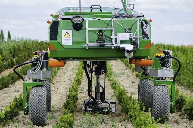AGRICULTURAL ROBOTS|EDF