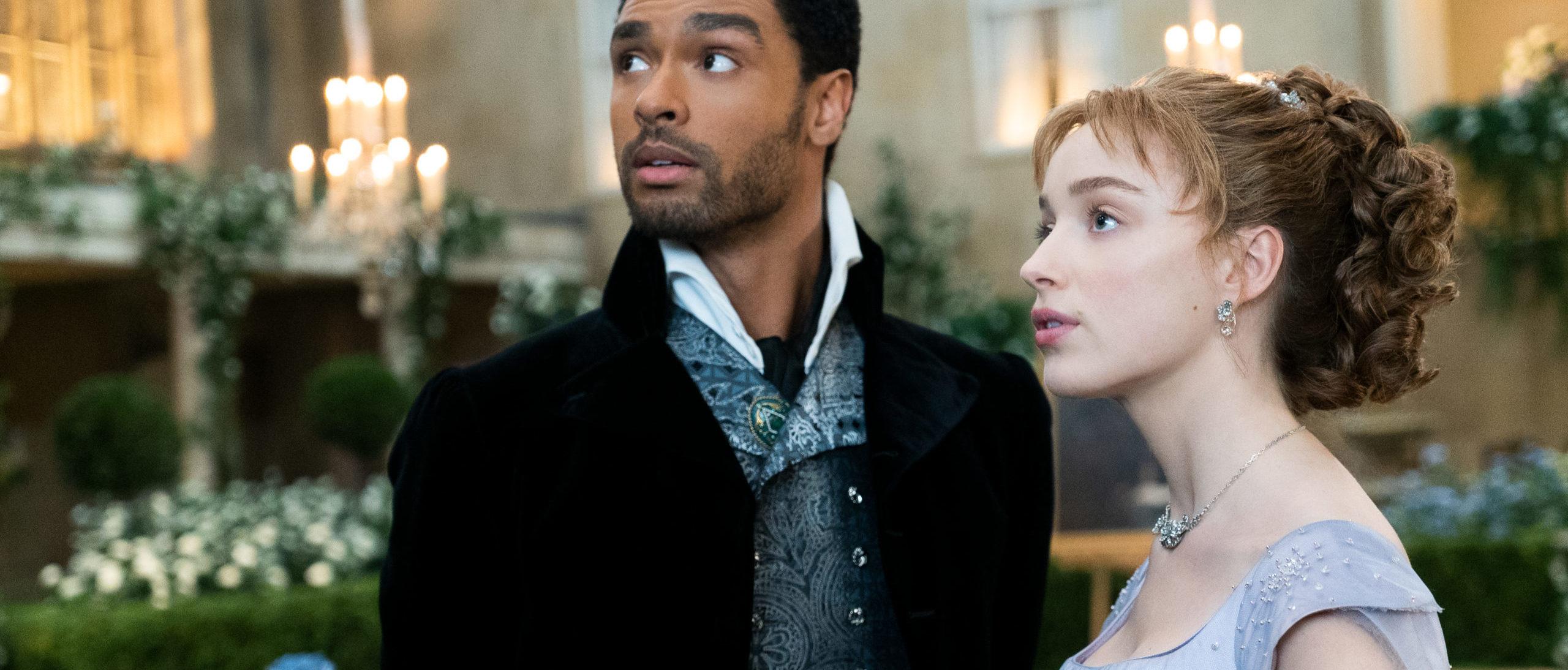 Star actor Simone Ashley to Lead Opposite to Jonathan Bailey in 'Bridgerton' season 2
