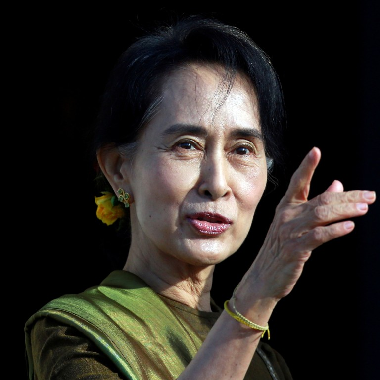 Myanmar's Aung San Suu Kyi remanded in custody and detention extended.