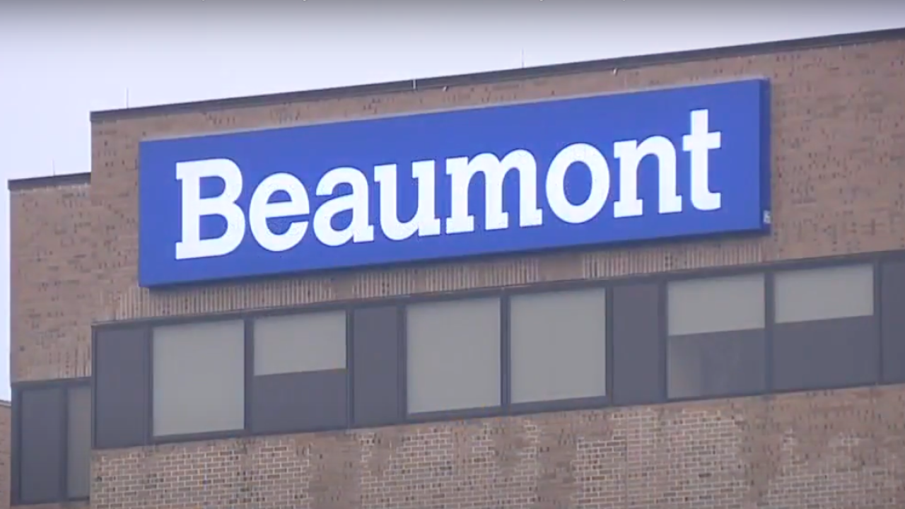 Why is Beaumont Health Canceling  Second  dose vaccine for 1884 applicants |EDF