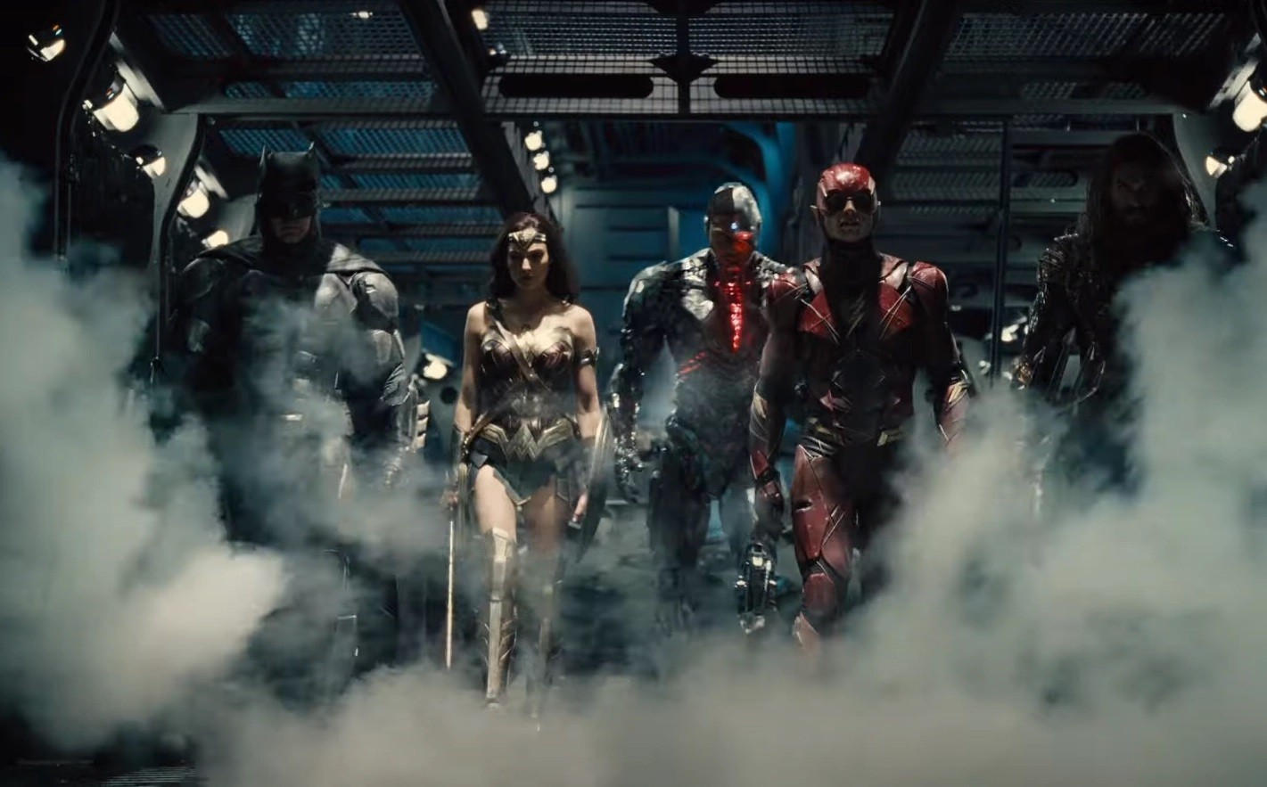 Zack Snyder's Justice League Trailer Breakdown  EDF