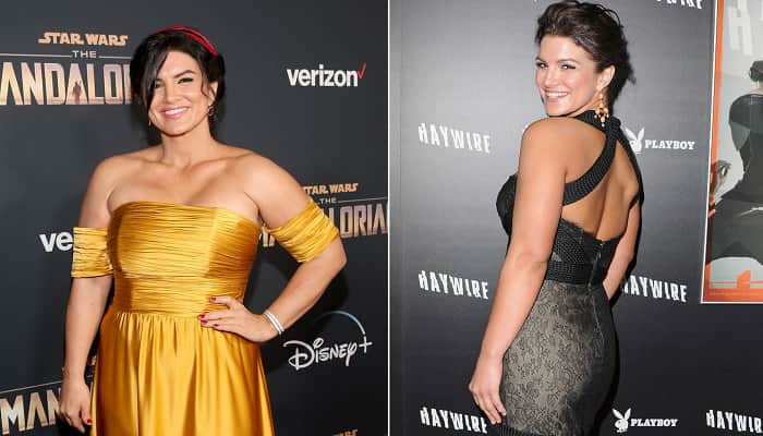 'The Mandalorian' Star Gina Carano gets fired due to her controversial posts on social media.