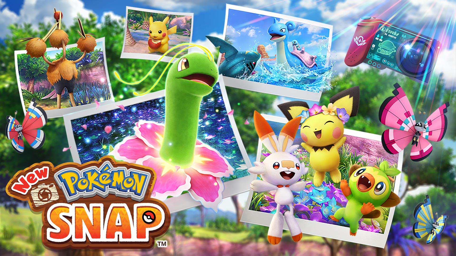 New Pokemon Snap |EDF