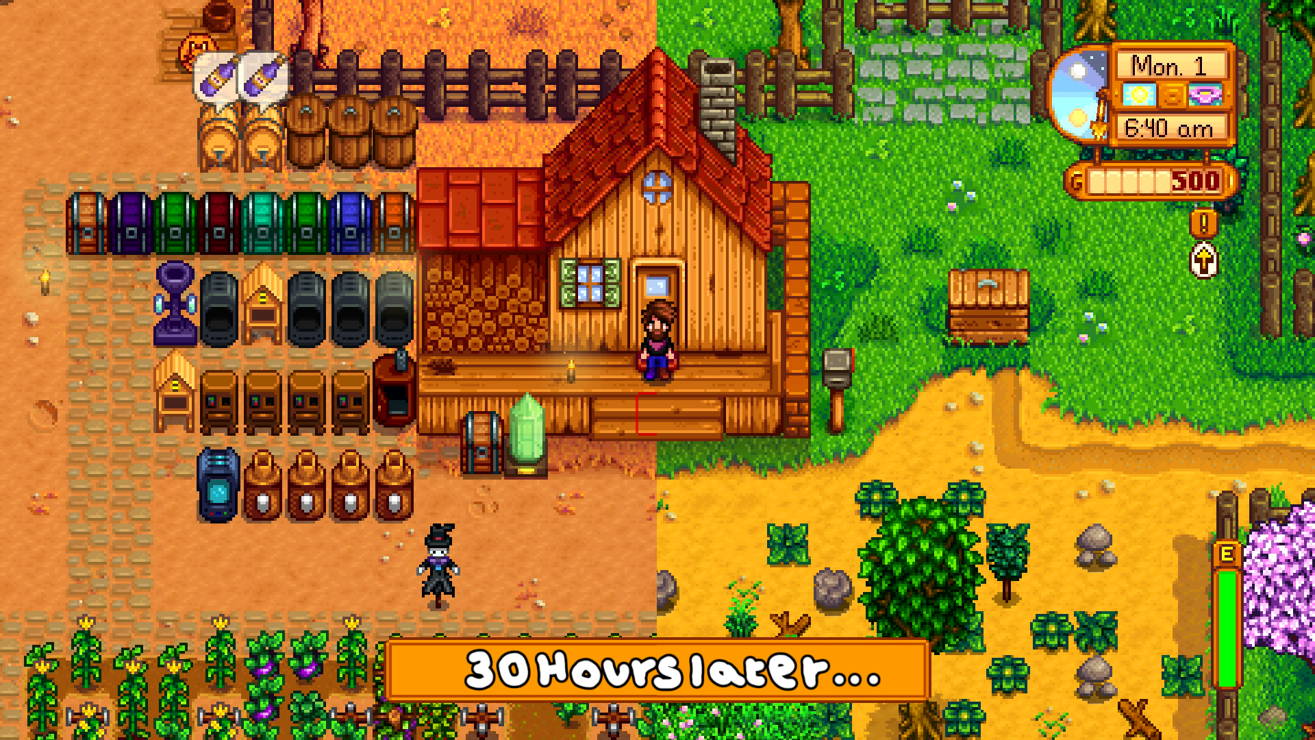 Stardew Valley 5th-anniversary latest update