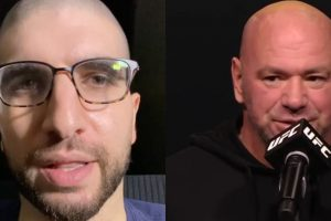 ESPN issues statement after Dana White criticizes Ariel Helwani