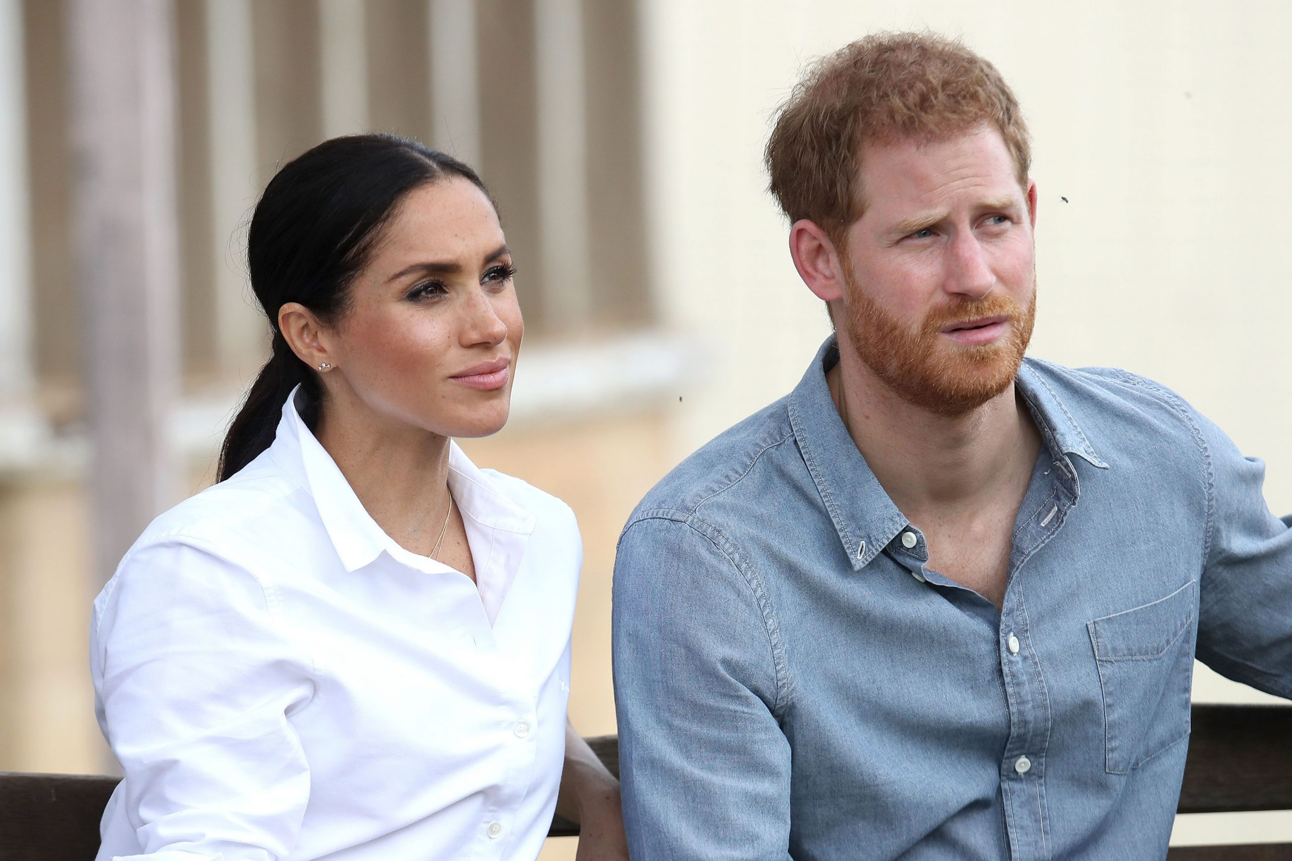 Prince Harry and Meghan Markle expecting their second child
