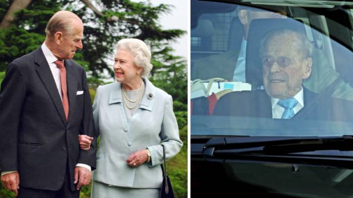 Prince Philip spent his second day at hospital | EDF