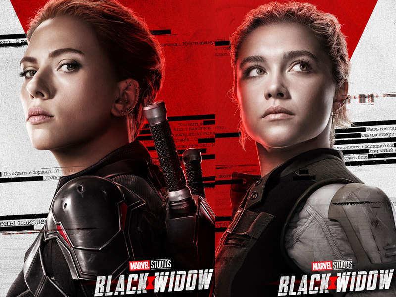 Black Widow Death