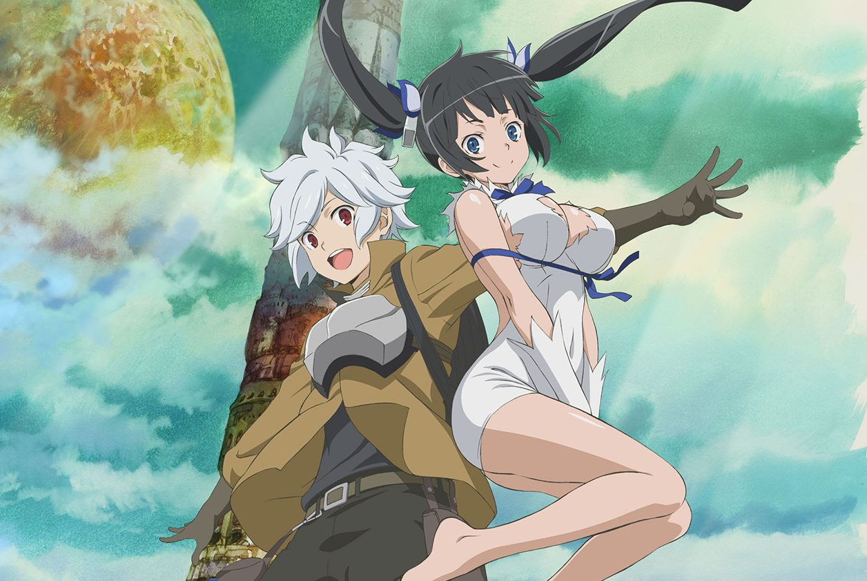 DanMachi Season 3 Release Date Already Announced
