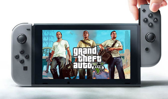 gta 5 coming to nintendo switch All latest update 2021