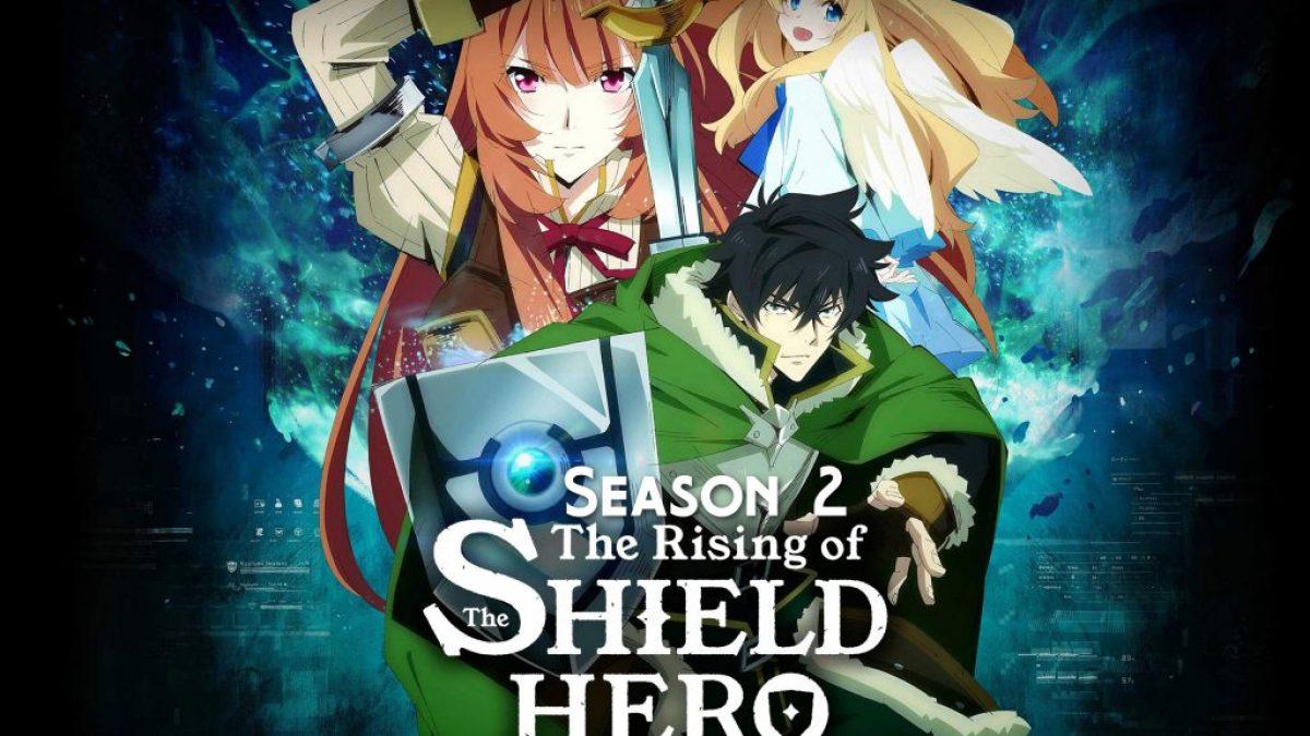 rise of the shield hero season 2