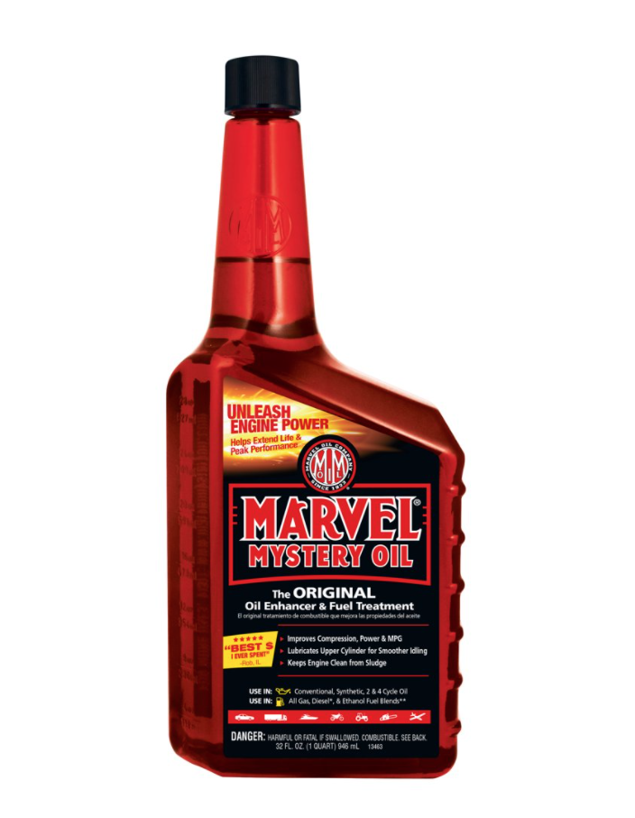 What is Marvel Mystery Oil ? Why is it Mysterious .?