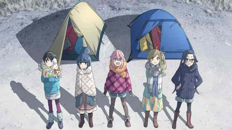Laid-Back Camp Anime Set to Release its Own Game: Release Date and More