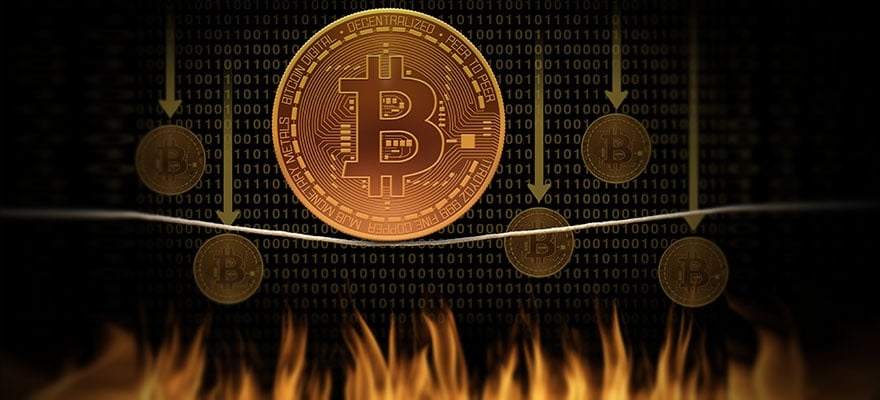 """How much did """"bitcoin drop"""" and why will it keep on dipping"""