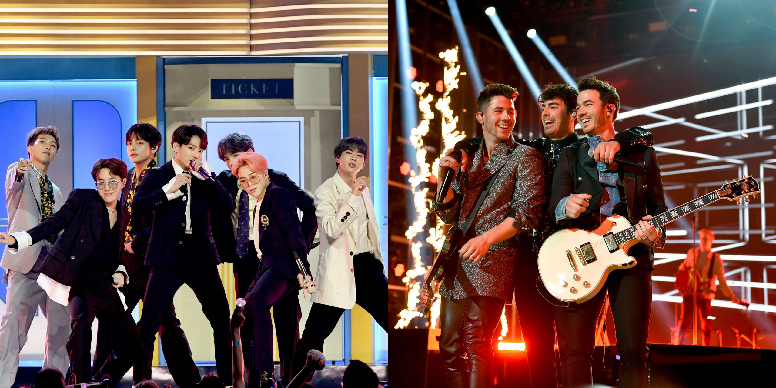 BTS's Unity and freedom as group inspires Nick Jonas!!!