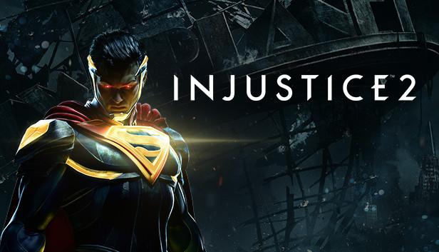 Injustice Comic