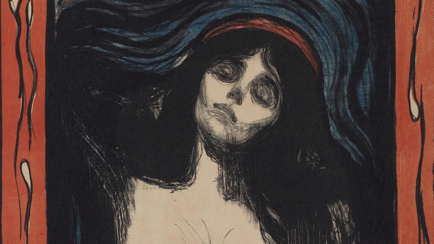Researchers decode secret message written on Edvard Munch's The Scream