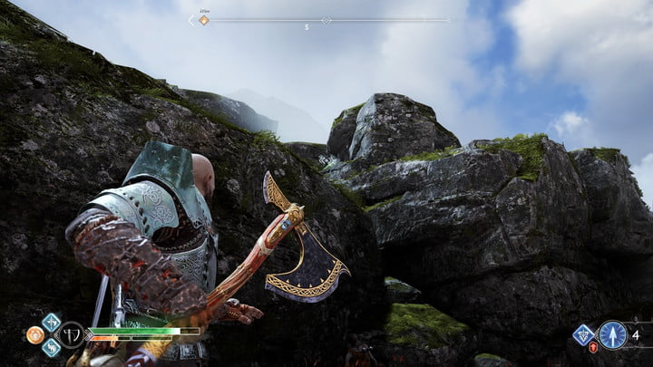 god of war iron cove' collectibles and complete walkthrough