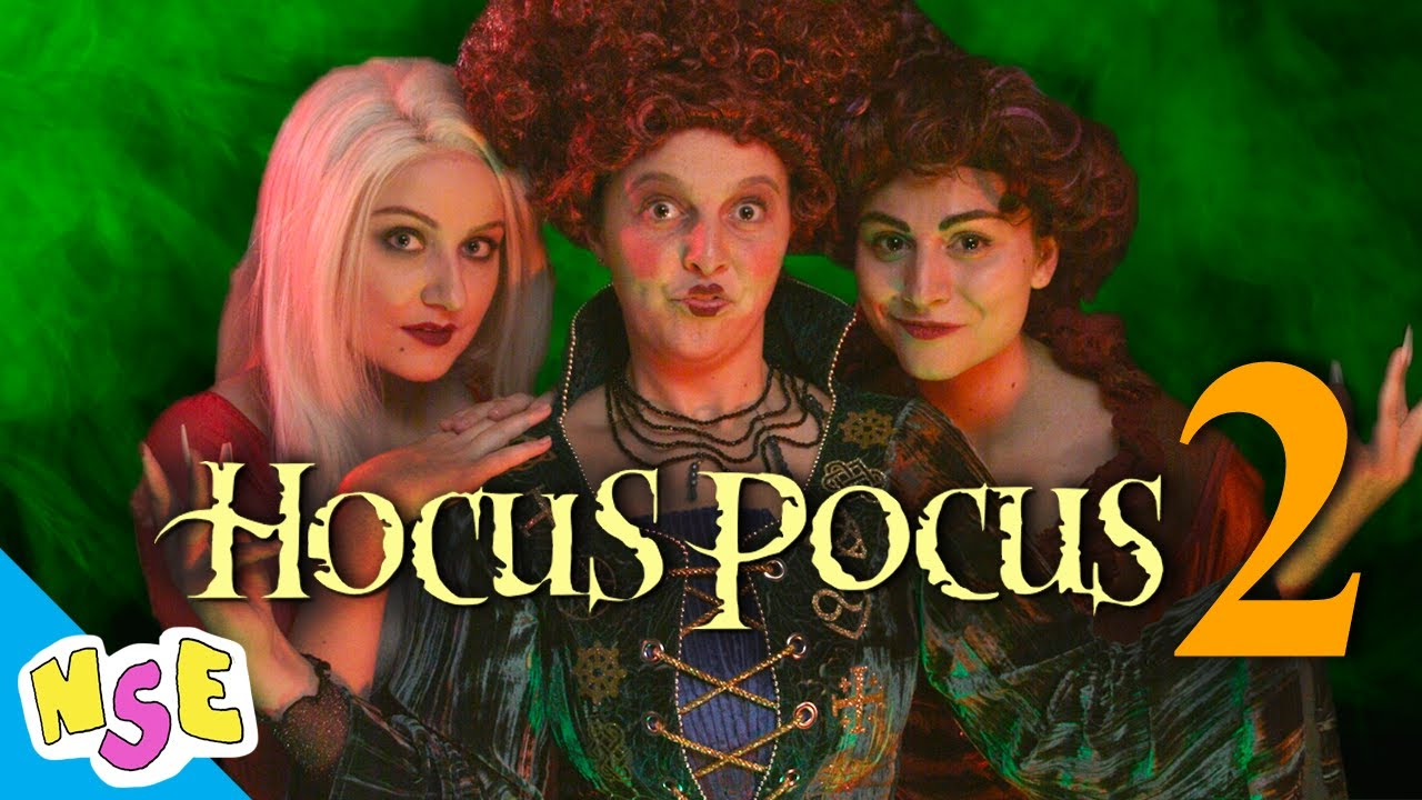 Hocus Pocus 2 Release Date Announced,Cast,Plot and Everything You Need to Know