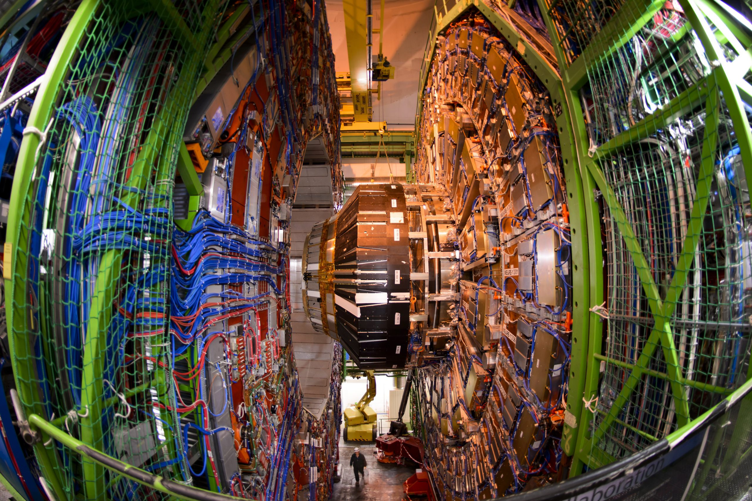 Did Scientists Accendently Discover New Physics Using LHC?