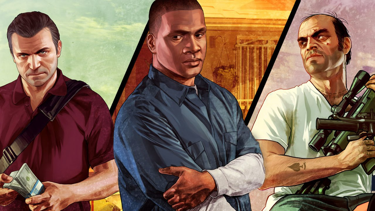 """Top 10 Most Played """"GTA 5 missions"""""""