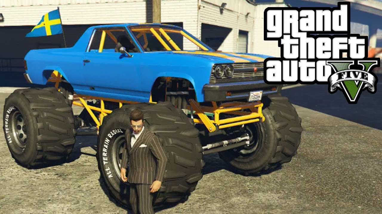 List of all GTA 5 monster truck: How to buy monster truck and price