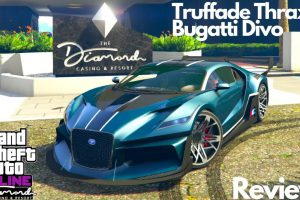 Truffade Thrax, Location, Price and Top Speed