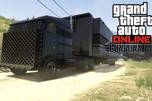 GTA Online Mobile Operations Center
