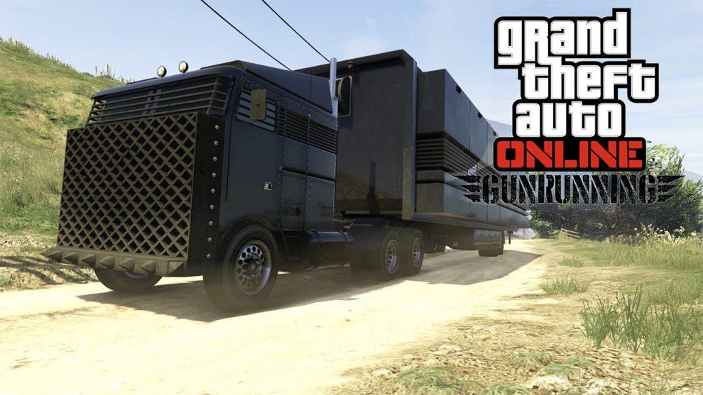 GTA Online Mobile Operations Center