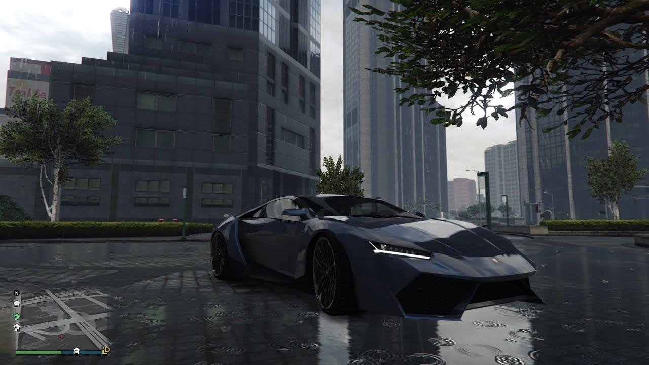 Pegassi Reaper GTA V