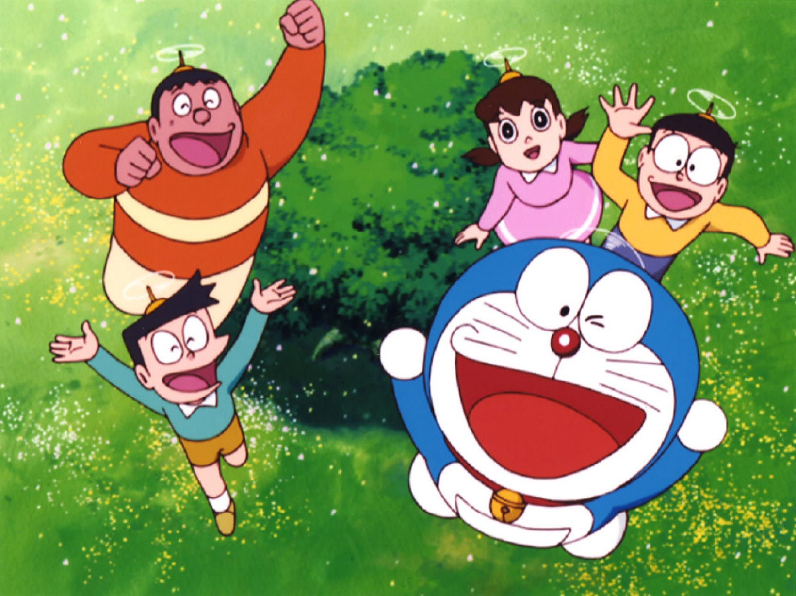 Most Funniest Doremon Episodes that will Definitely make you Laugh if you Love Doraemon