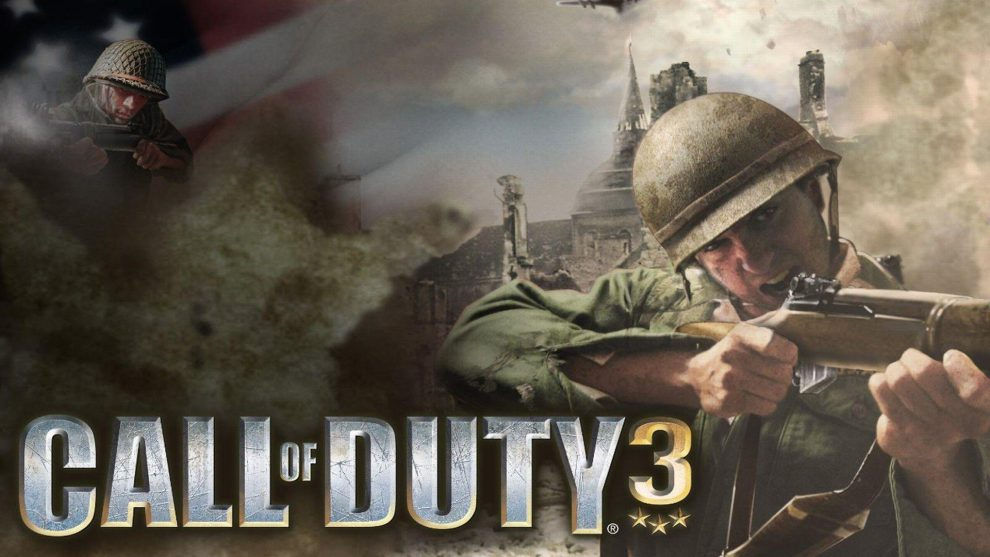 "Remembering The Lost ""call of duty 3"""