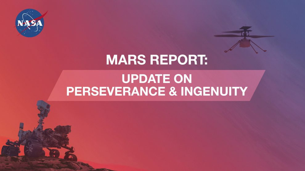 Mars Perseverance rover deploys Ingenuity helicopter: Purpose & All Latest Update