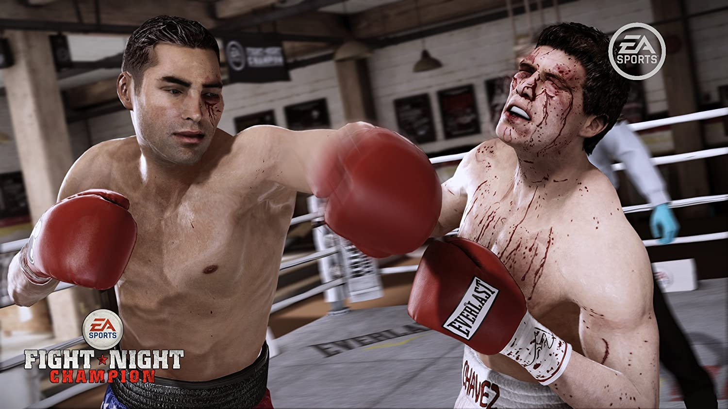 best realistic fighting games