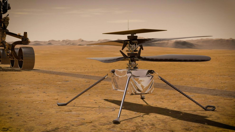 Why Did NASA Delays Mars helicopters Ingenuity's 1st Flight to April 14