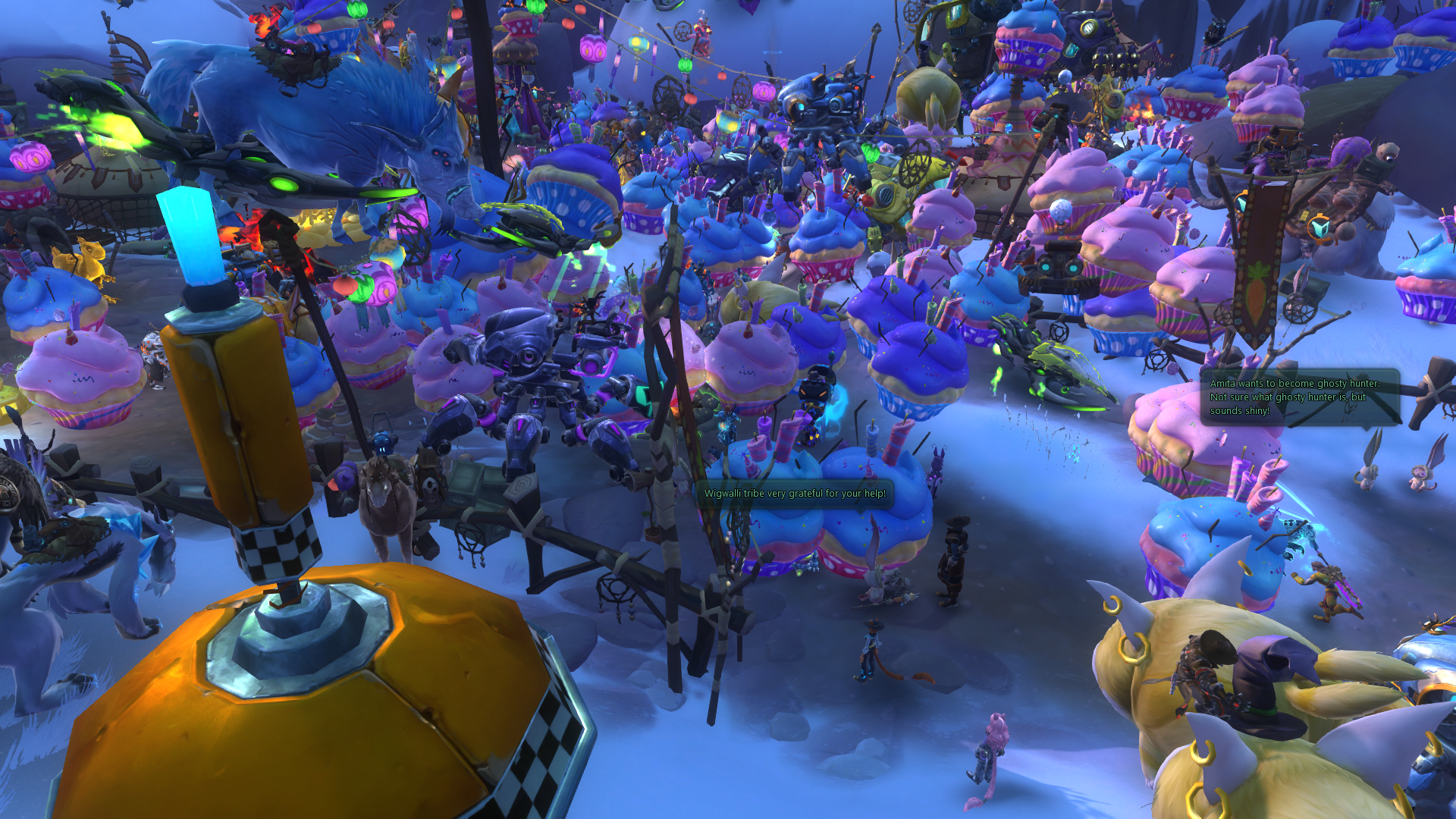 how many people are playing wildstar