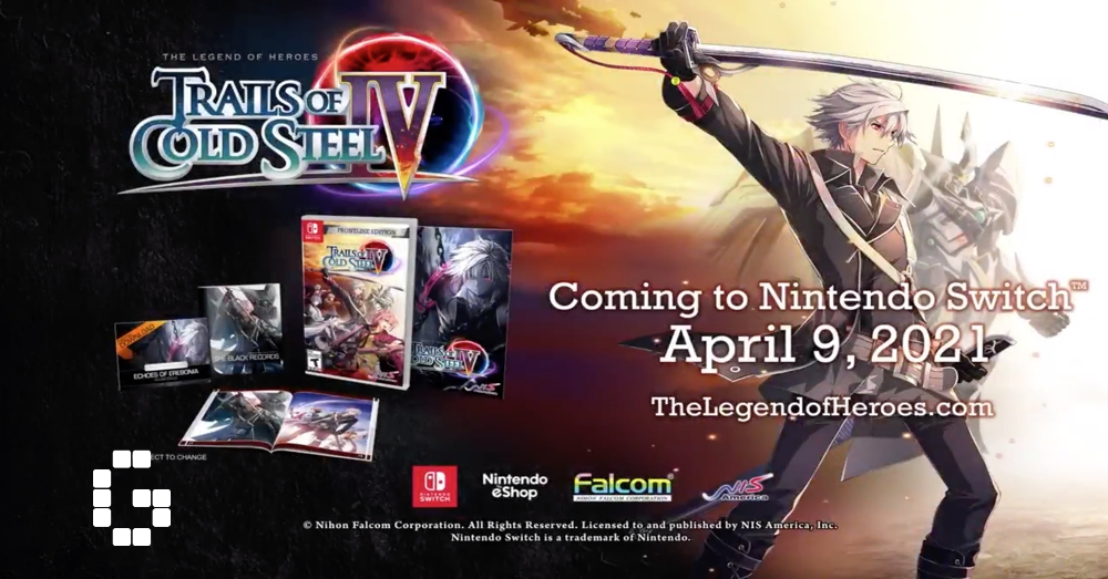 The Legend of Heroes Trails of Cold Steel IV is Out Latest Tips & Tricks For Nintendo and PC