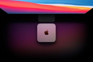 Apple Mac mini with M1 chip features!