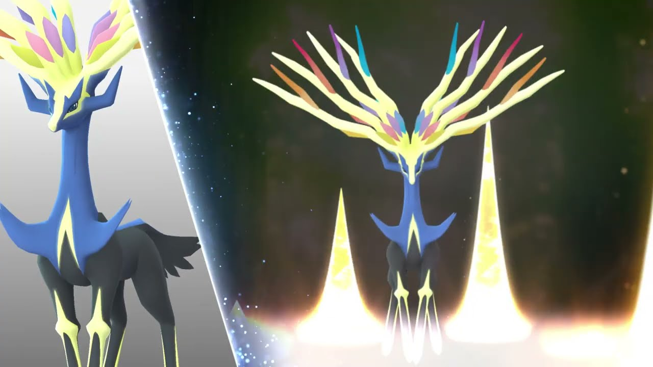 Luminous Legends X Event : Everything You Need to Know About Generation 6 Pokemon