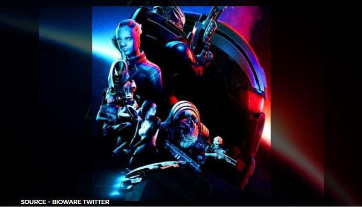 Mass Effect: Legendary Edition release date, platform support, price and features