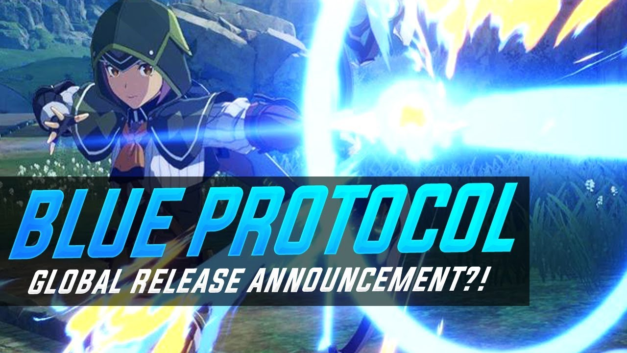 blue protocol: release date and story details