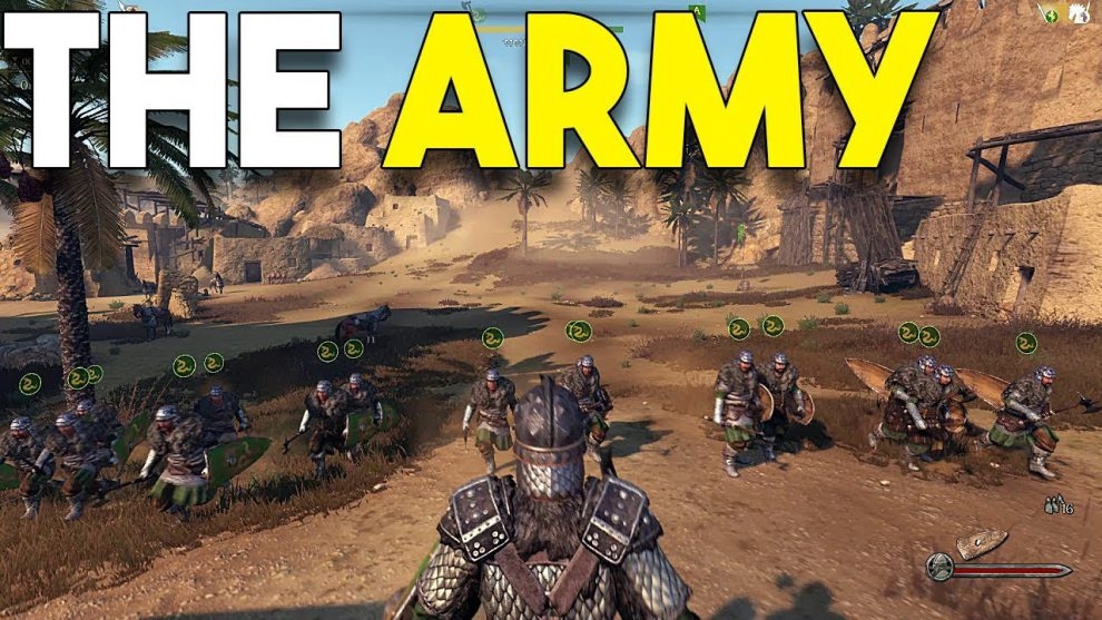 Mount and Blade How to Build an Army