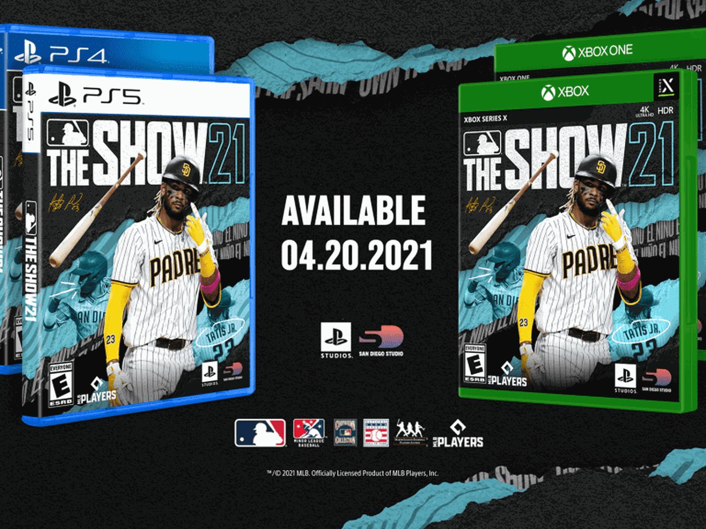 MLB The Show 2021 Release Date & Pre-Order Bonuses